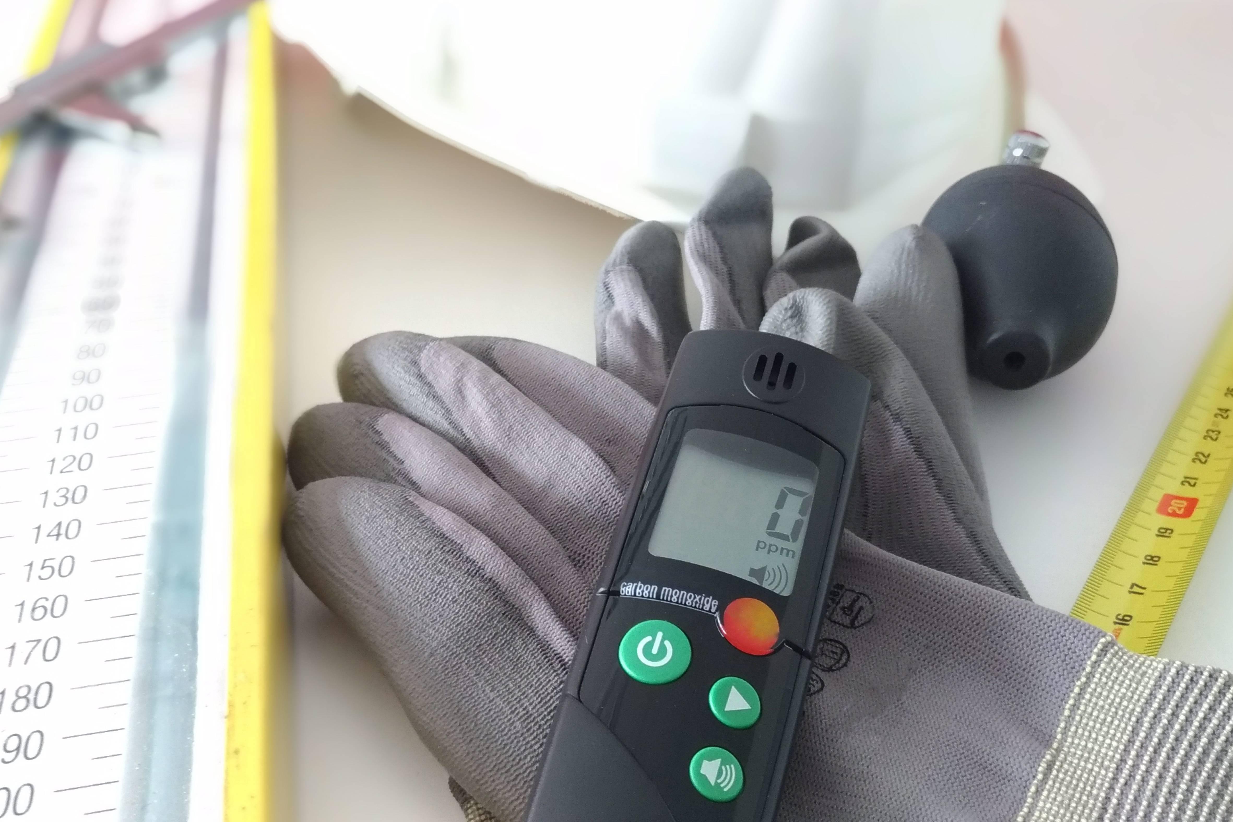 Certificat de conformité gaz modèle 2 Intox