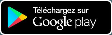 télécharger l'application sur google play