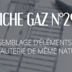 reglementation gaz tuyauterie